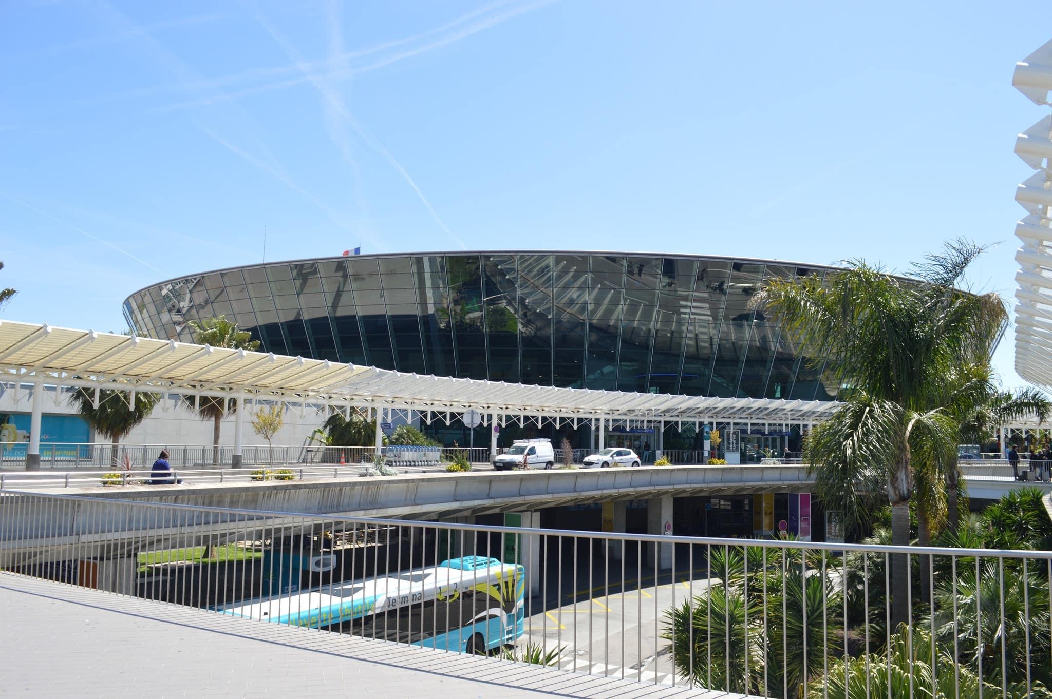 aéroport de nice avec chauffeur privé VTC Alpes-Maritimes