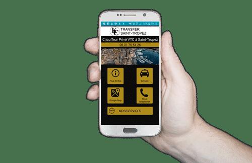 Kaya-Cab Transfer Saint Tropez